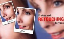 I will Provide you professional retouching service